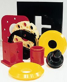 Mining & Drilling Equipment Urethane Parts