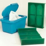 Lightweight, Castable Urethane Trays