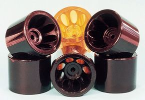 Urethane Parts For Industrial Cleaning Equipment