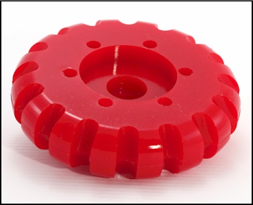 polyurethane-wheel-robot