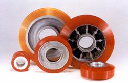 mutiple urethane wheel parts