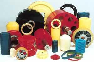 Urethane parts for mining & drilling equipment