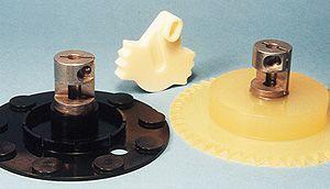 Medical instrument custom-molded urethane parts