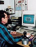 American Urethane Engineer at Computer Assisting Customers