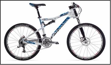 bike using polyurethane bumper